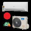 Ar Condicionado Springer Midea Split Hi-Wall Inverter 12.000 BTUs Quente/Frio 220 V
