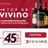 Divvino - Top 50 Vivino - os vinhos mais bem avaliados e pontuados com até 45% de desconto