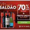 Divvino - Mega Saldão vinhos com cupom de descontos de até 70% e frete grátis sul e sudeste