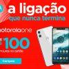 Motorola - Dia dos Pais - A ligação que nunca termina - Motorola One por 12X R$ 100,00 no cartão