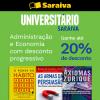 Saraiva - Universitários - Livros de Administração e Economia com cupom de descontos de até 20%