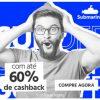 Submarino - SUBOFF todo o site com até 60% de cashback