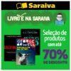 Saraiva - Seleção de Livros com cupom de descontos grátis de até 70%
