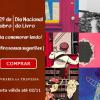 Livraria da Travessa - Dia Nacional do Livro, venha comemorar lendo