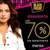 Marisa - Esquenta Black Friday com cupom de descontos grátis de até 70%