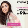 Studio Z - tênis Via Marte a partir de R$ 59,99