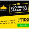 SubViagens - Economia Garantida - cupom de descontos grátis de 10% m pacotes de viagem