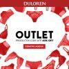 DuLoren - Outlet - lingeries com cupom de descontos grátis de até 40%