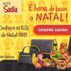 Sadia - Kits de Natal Premium, uma opção de presente com a qualidade da Sadia
