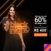 Shoptime - Black Night - ofertas com cupom de descontos grátis de até 60% de desconto e de até R$ 400,00