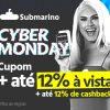 Submarino - Cyber Monday