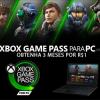 Microsoft - Três meses Xbox Game Pass em oferta da loja Microsoft