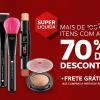 Anúncio Quem disse - Super Liquida - mais de 200 itens com até 70% de desconto e Frete Grátis acima de R$ 79,00