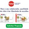 Ticket Alimentação e Ticket Refeição, benefícios para os colaboradores