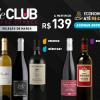 Chez France - assinatura Le Club - clube de vinhos franceses a partir de R$ 139,00