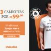 Chico Rei - semana do consumidor - leve mais por um preço - três camisetas por 99,90