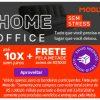 Mobly - Home Office - frete pela metade do preço nas compras acima de R$ 1.000