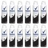 Kit Desodorante Rexona Women Aerosol Antitranspirante Invisible Feminino 150 ml 12 unidades Incolor com cupom de descontos grátis na Netshoes