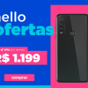 Novo Moto G8 Play em oferta da loja Motorola