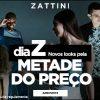 Zattini - looks pela meta do preço