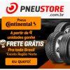 PneuStore - compre a partir de quatro pneus e ganhe frete grátis