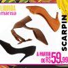 Marisa - liquida - scarpins partir de R$ 59,99