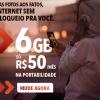 Nextel - oferta da loja - Internet de 6 GB apenas R$ 50,00 mensais na portabilidade