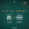 Eudora - 72 horas de promo