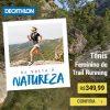 De volta a Natureza -Tênis Feminino Trail Running em oferta da loja Decathlon