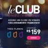 Assinatura do Le Club-Clube de Vinhos Franceses em oferta da loja Chez France