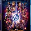 Blu-Ray Vingadores Guerra Infinita com cupom de descontos grátis na Amazon