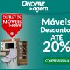 Onofre Agora - OUTLET - móveis com até 20% de desconto