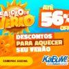 Saldão de Verão - até 56% de desconto em todas as categorias no KaBuM!