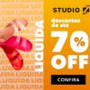 Liquida - até 70% de desconto no Studio Z