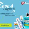 Produtos para Higiene Oral - Leve Quatro e Pague Três na DrogaRaia