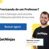 Encontre um professor perto da sua casa no GetNinjas