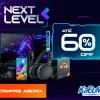 Next Level - produtos de todas as categorias com até 60% de desconto no KaBuM!