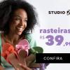 Rasteiras coloridas em oferta da loja Studio Z