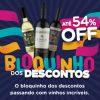 Bloquinho de Descontos - até 54% de desconto no Vinho Fácil