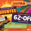Winefolia - Descontos Quentes a partir de 62% para associado no Wine