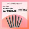 Valentines Day - compre três ou mais lápis de olhos e ganhe 10% de desconto extra na Quem disse, Berenice