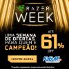 Razer Week - produtos com até 61% de desconto no KaBuM!