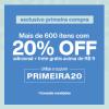 Mais de 600 produtos com 20% de desconto extra + Frete Grátis acima de R$ 9,00 na Natura