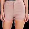 Short Cintura Alta em Sarja com cupom de descontos grátis na YouCom