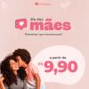 Presentes para o Dia das Mães (cartão, poster, foto retrô, canecas e outros) em oferta da loja FotoRegistro