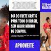 Dia do Frete Grátis Brasil sem mínimo de compra na Olympikus