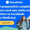 StoodiMed - preparatório completo para Faculdade de Medicina no Stoodi