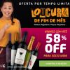 Loucura de fim de mês com até 58% para sócio Wine