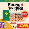 Mês Brasileiro - aproveite a curadoria Palavras em Brasa e ganhe brindes temáticos na Tag Livros