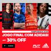 Jogo Final com Adidas Temporada 2020 com até 30% de desconto no FutFanatics